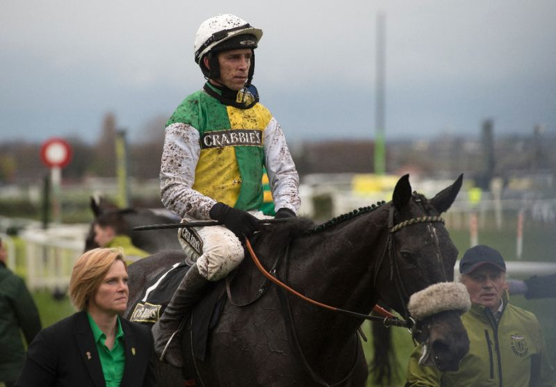 Many Clouds - A Warrior