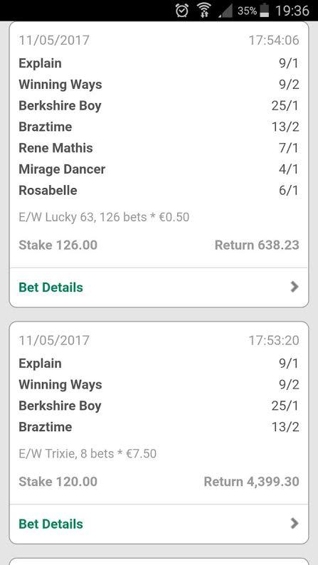 Big Stakes - Big Wins