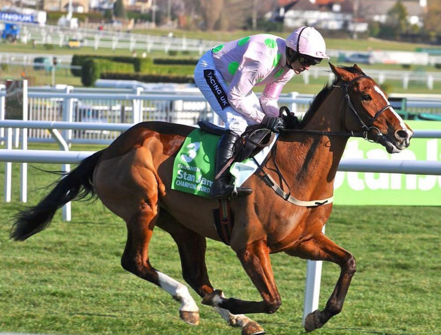 Cheltenham Festival Champion Hurdle Preview
