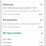 When Snout and DG Bet on the same Horses - Only one outcome!
